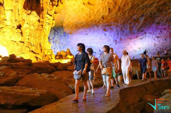 visit sung sot cave