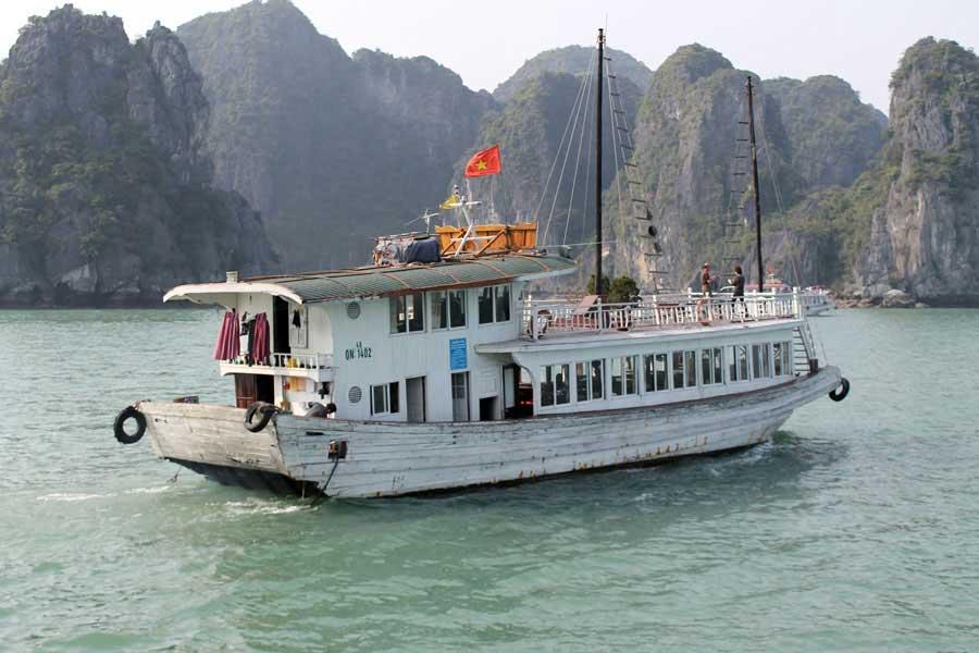 halongbay cruises