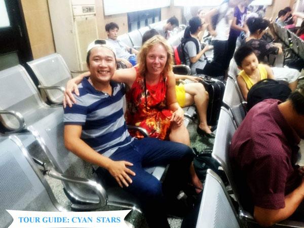 cyan stars tour guide