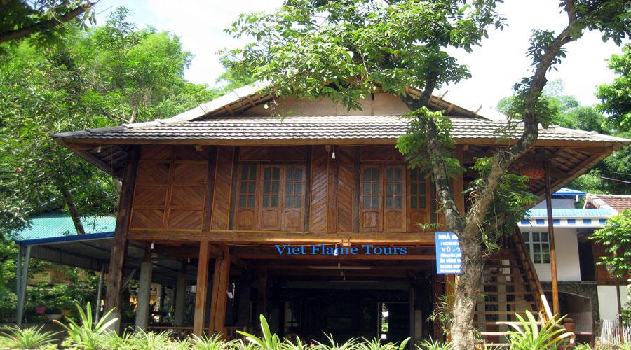 best mai chau tour eco from Hanoi with Smiletravel