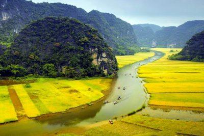 hoa lu tour from Hanoi