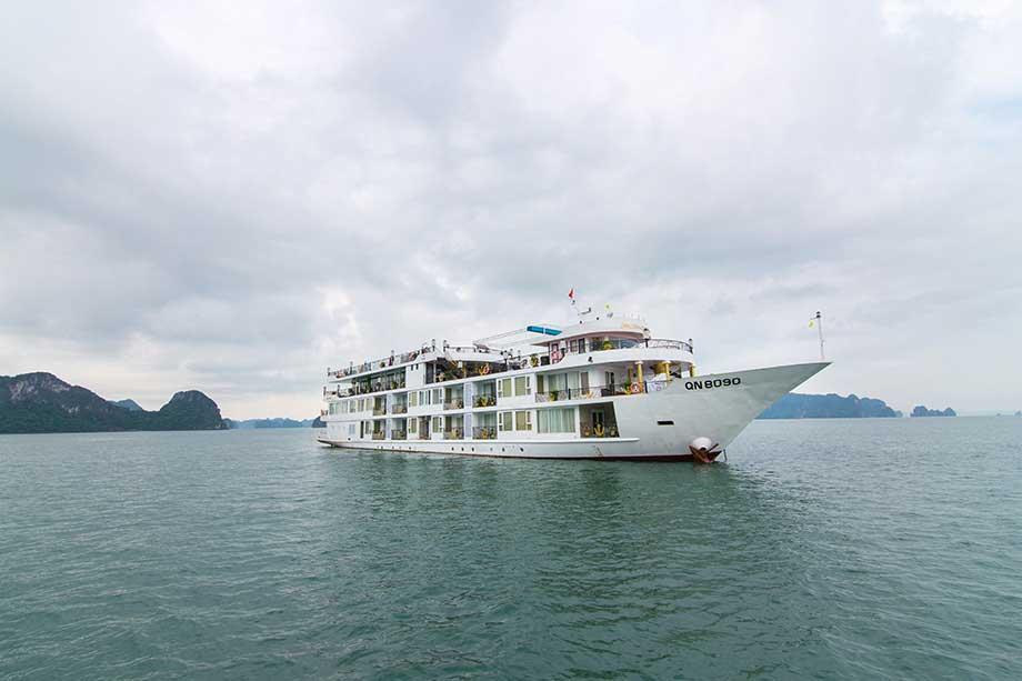 Du Thuyền 5 Sao Ancora Cruise Hạ Long