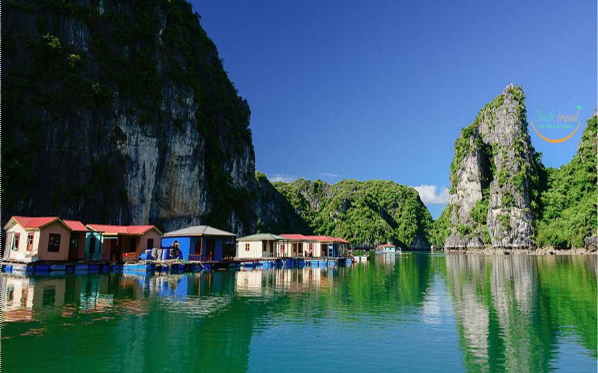 Bai Tu Long-Halong Bay