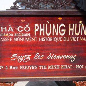 1. Phung Hung Ancient House