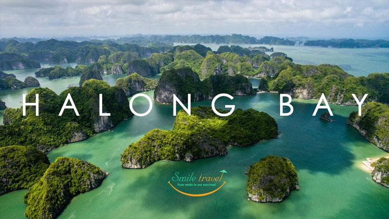 Halong Bay- Vietnam- Smiletravel +84941776786