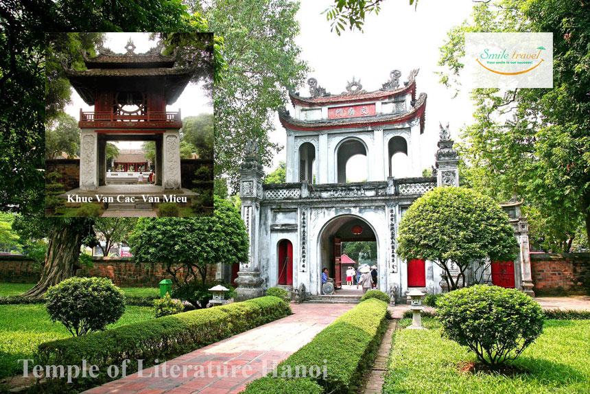 Temple of Literature Hanoi-Smile Travel