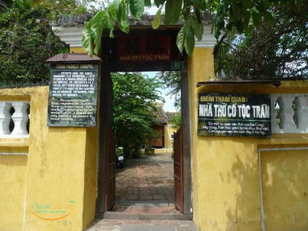3. Tran's Family Chapel